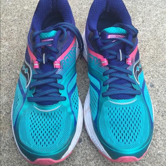 Women s Saucony Guide 10 Everun Sneakers Size 8.5M.  M 5b1fe840de6f62cc095ce422 c911e27718